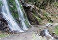 Waterfall - Annapurna Circuit, Nepal - panoramio (1).jpg