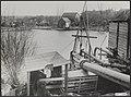 Watersnood 1953. Het grootste gedeelte van de Alblasserwaard is vandaag drooggev, Bestanddeelnr 059-1106.jpg