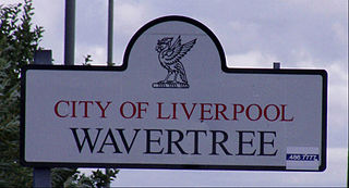 Wavertree District of Liverpool
