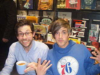 We Are Scientists - Chris Cain and Keith Murray