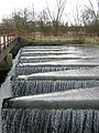 Weir on the River Kennet - geograph.org.uk - 709582.jpg