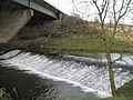 Weir on the river Irwell - geograph.org.uk - 358620.jpg