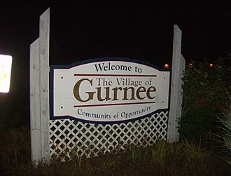 Gurnee, Illinois - Image: Welcome to gurnee