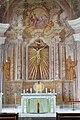 Wernberg Kloster Kirche Hochaltar Kruzifix 14112014 926.jpg