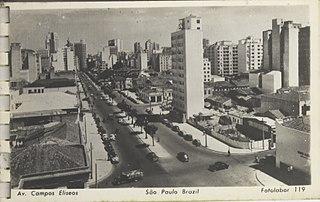 Av. Campos Elíseos - São Paulo - Brazil