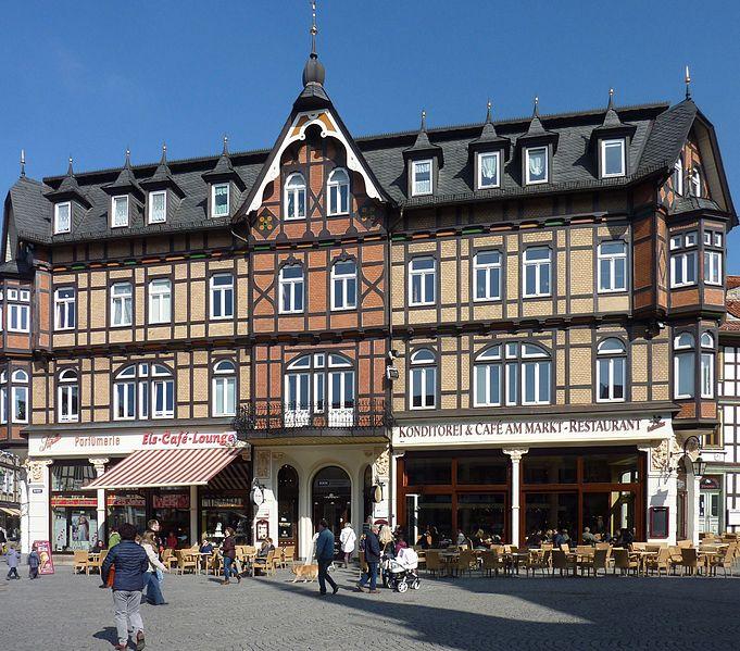 Cafe Am Markt In Bremen