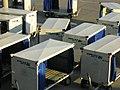 WestJet empty cargo bins.jpg