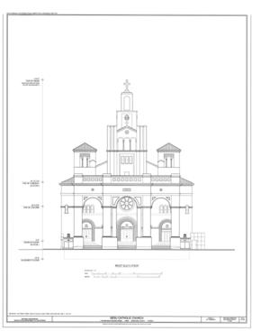 File Church Floor Plan Gesu Catholic Church 118