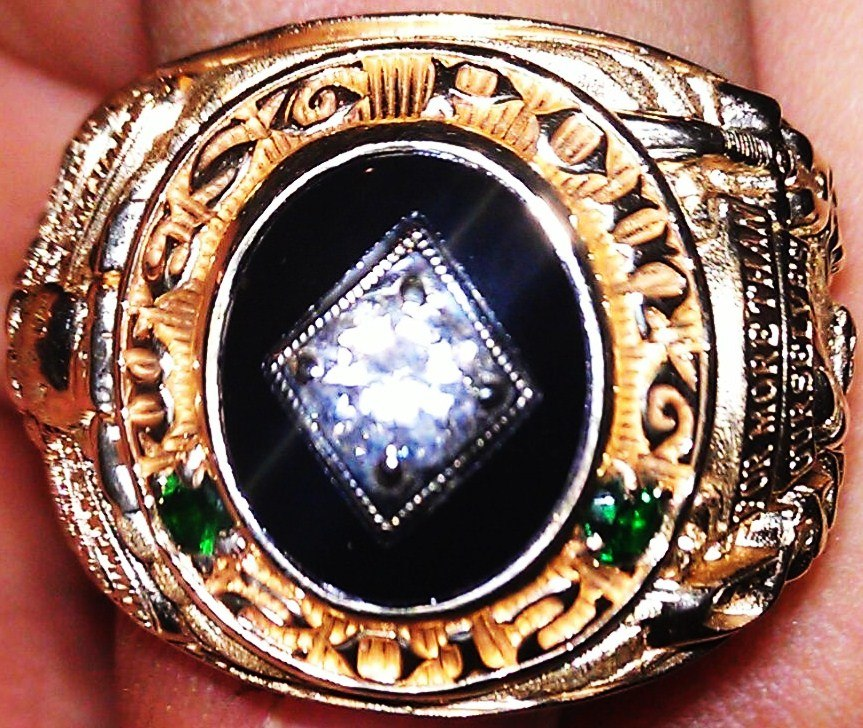 West Point 2012 Ring