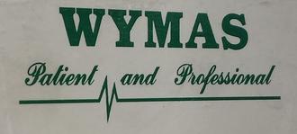 West Yorkshire Metropolitan Ambulance Service - Non-NHS corporate identity logo for WYMAS