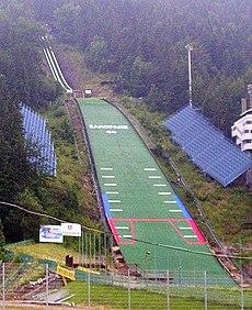 Skocznia narciarska w Zakopanem