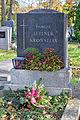 Wiener Zentralfriedhof - Gruppe 65 - Grab von August Kronstein.jpg