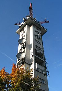 FM- and TV-mast Kosztowy - WikiMili, The Free Encyclopedia