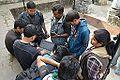 Wikimedia Commons Photo Uploading Demonstration - Wikimedia Photowalk - Tollygunge - Kolkata 2014-12-14 1773.JPG