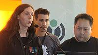 Wikimedia Hackathon 2017 IMG 4812 (34676780781).jpg