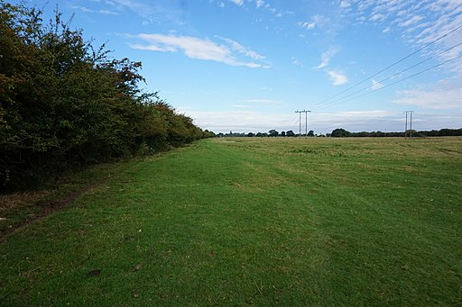 Wilberforce Way, Figham Pasture (geograph 5098867)