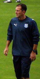 Paul Wilkinson (footballer) English footballer and coach