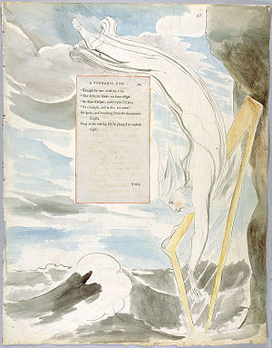 William Blake - The Poems of Thomas Gray, Design 65 The Bard 13.jpg