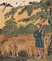 William Blake - The Shepherd, from Songs of Innocence - Google Art Project.jpg