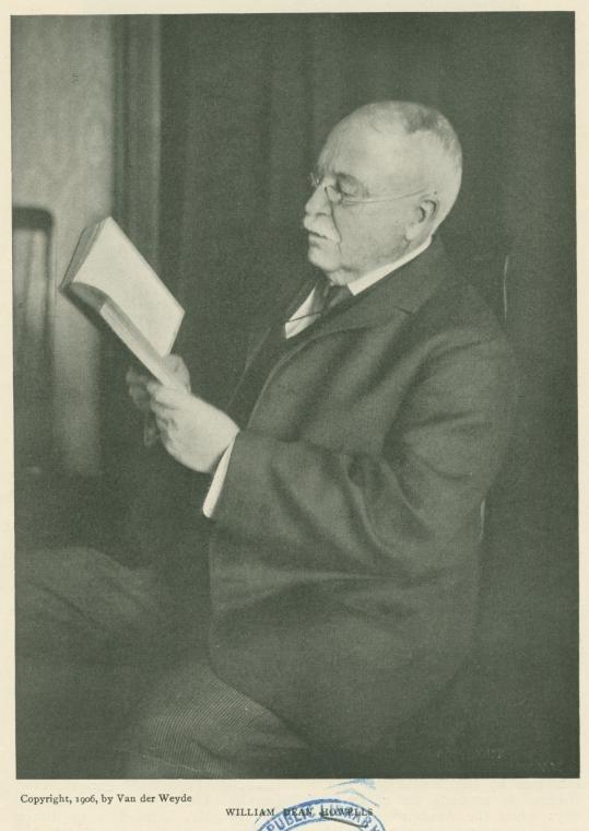 William Dean Howells 1906