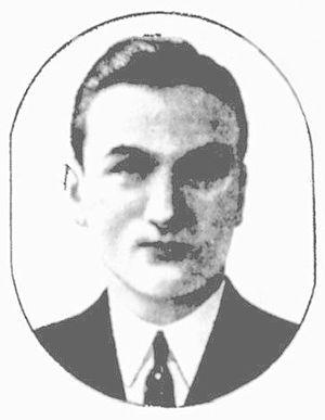 Dolores (artists' model) - Dolores' first husband Frank Amsden, who killed himself