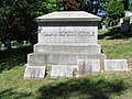 William Howard Hoople Gravesite 2010.JPG