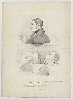 William jones chartist