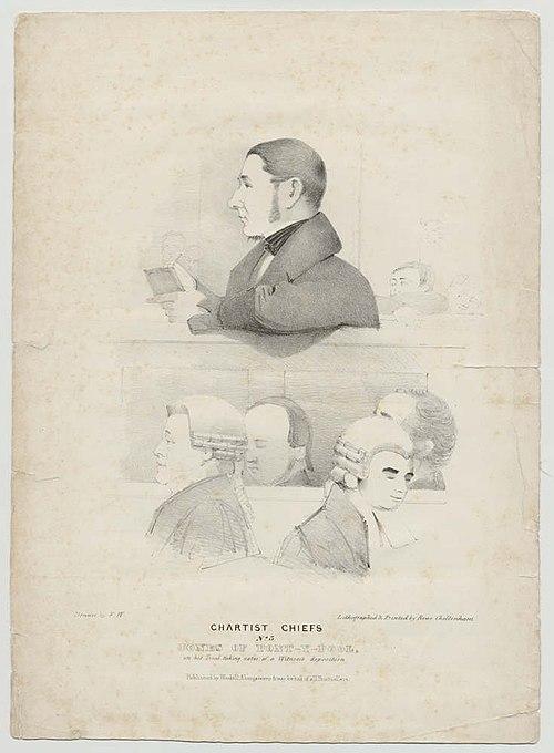 William jones chartist