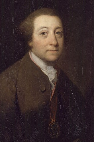 William Whitehead (poet) - Image: William Whitehead by Benjamin Wilson (crop)