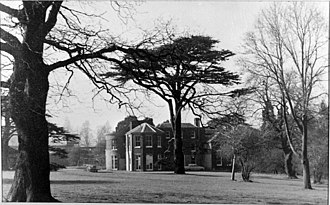 Wilmington Grammar School for Boys - Old school building