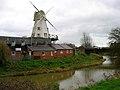 Windmill, River Tillingham - geograph.org.uk - 360484.jpg