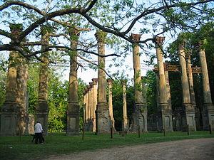 Windsor Ruins - Windsor Ruins in 2007