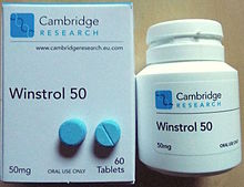 winstrol 50 mg inyectable