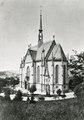 Winterthurer Bibliotheken 036956 Friedhof Kapelle im Lee um 1880.tif
