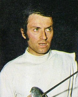 Fencing at the 1972 Summer Olympics – Mens foil Fencing at the Olympics