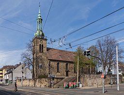 Witten, die Johanniskirche poisitie1 foto3 2015 04 19 15.37