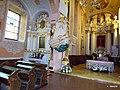 Wnętrze ,kościóła Wniebowzięcia Najświętszej Maryi Panny w Kcyni - panoramio (7).jpg