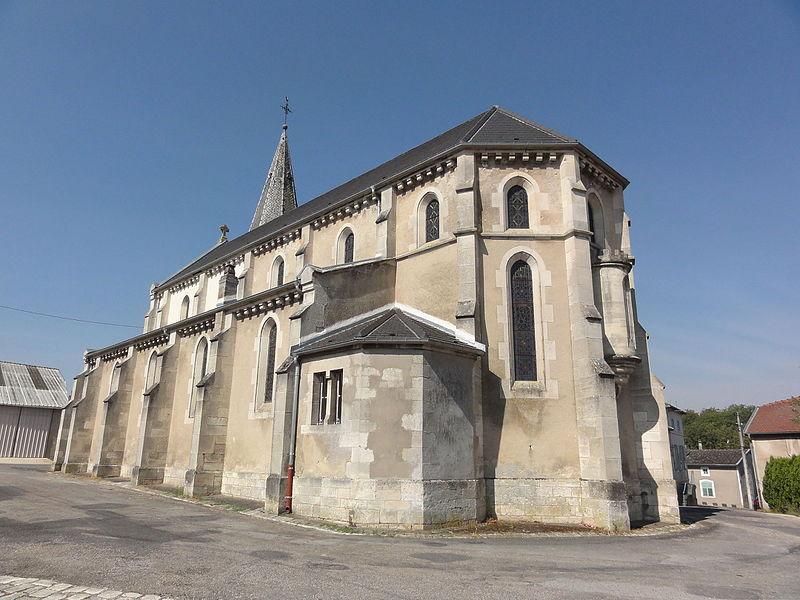Woimbey (Meuse) église