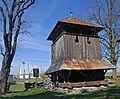 Wola Wielka, cerkiew Opieki Bogurodzicy, dzwonnica (HB5).jpg