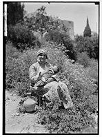 Woman of Nazareth (Madonna). LOC matpc.05394.jpg