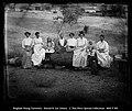 Women on Tree Trunk Edith Irvine ca. 1896.jpg