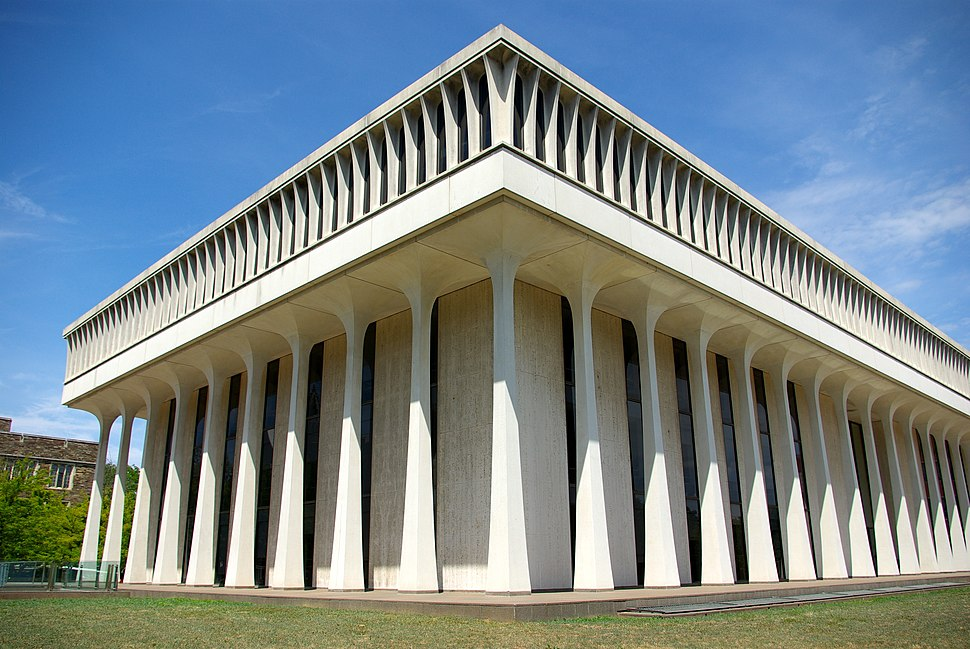 Woodrow Wilson School of Public and International Affairs