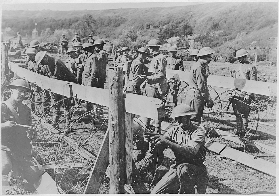 World War I photographs - NARA - 285377