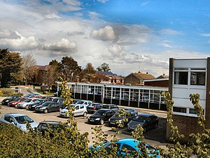 Worthing College - Image: Worthing College geograph.org.uk 2908494