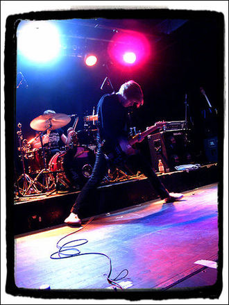 The Xcerts - The Xcerts at The Ironworks, Inverness