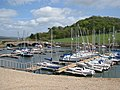 Yachts at Seaton Yacht Club - geograph.org.uk - 1285418.jpg