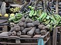 Yam and Banana in the market in Côte d'Ivoire (2).JPG