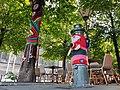 Yarn bombing - tricotag - Clermont-Ferrand.jpg