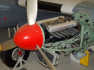Aircraft engine Engine designed for use in powered aircraft