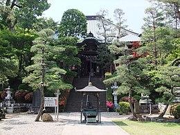 安楽寺 (埼玉県吉見町) - Wikipedia